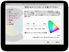 Mac_ディスプレイキャリブレータ・アシスタント_ホワイトポイント_詳細モード-s.jpg